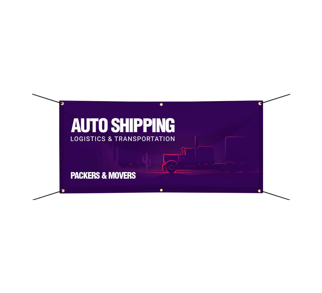 Automotive & Transportation Banners