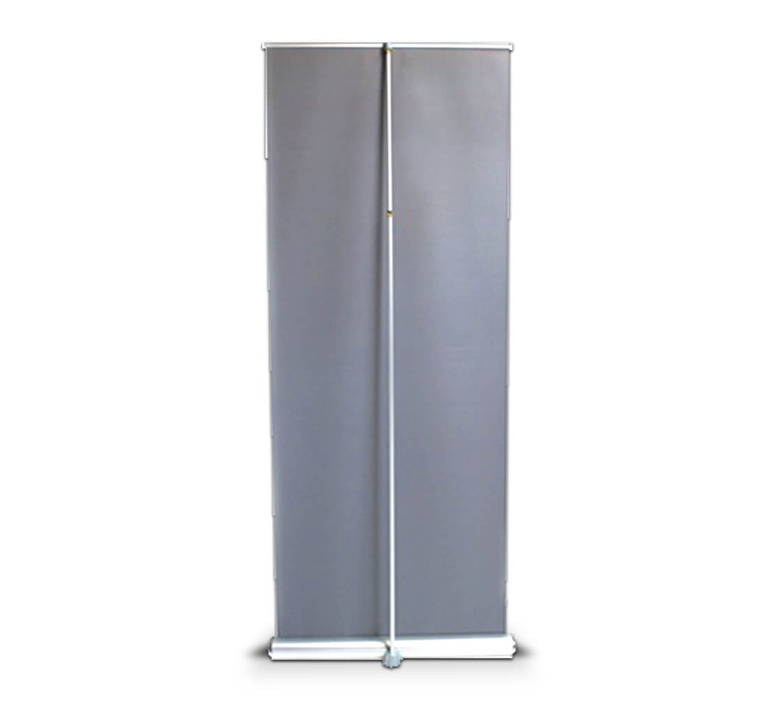 Baby Step 33.5'' Retractable Banner Stand