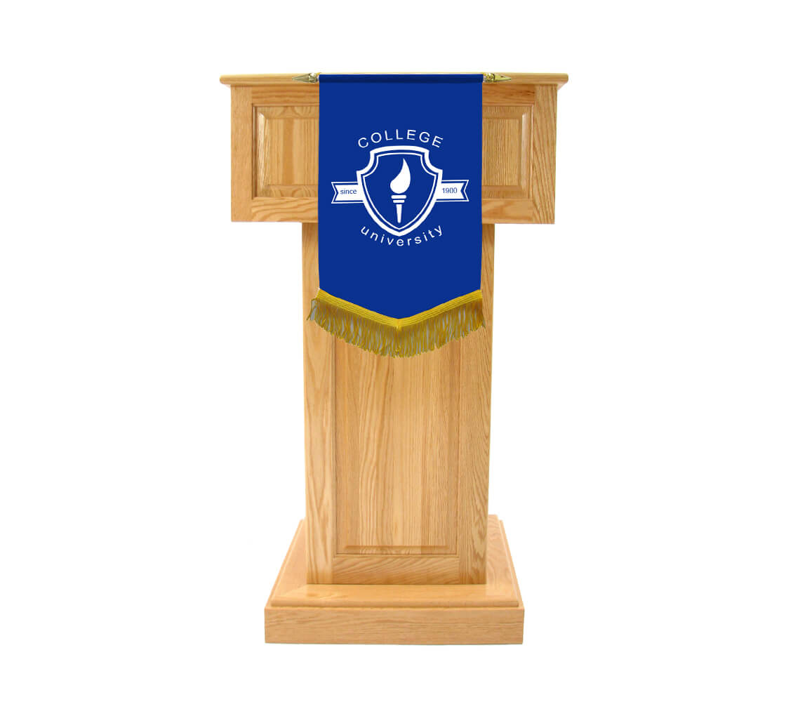Podium Banners - Type A