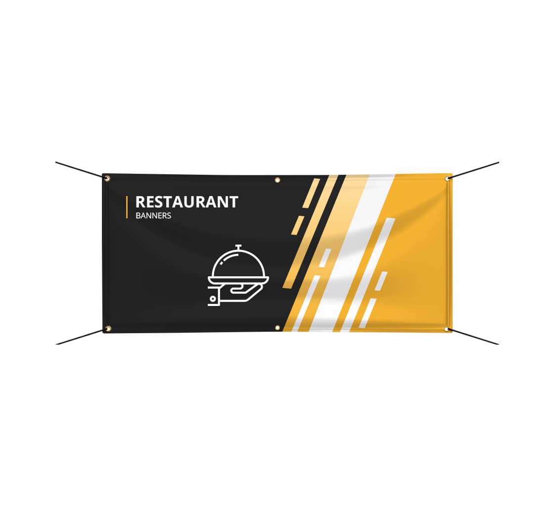 Restaurant Banners