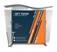 10FT Tahoe Twistlock Displays