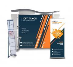10ft Twistlock Display Package