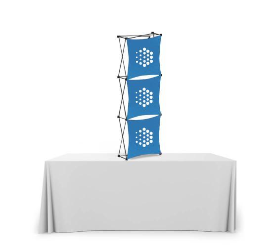1x3 Micro GeoMetrix Table Top Display