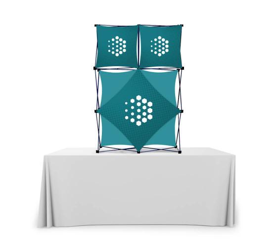 2x3 Micro GeoMetrix Table Top Display