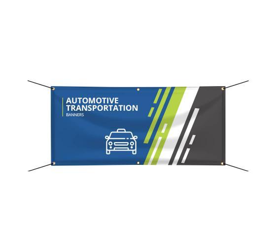 Automotive & Transportation Banners