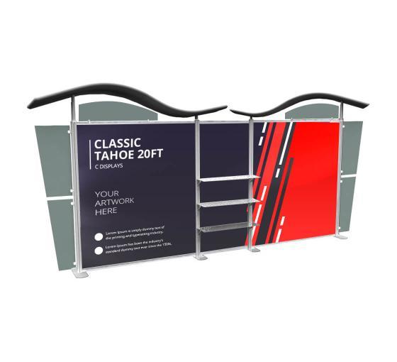 Classic Tahoe 20ft C Displays